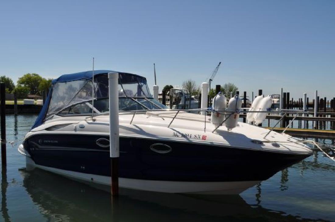 2004 25' Crownline Boats 250cr