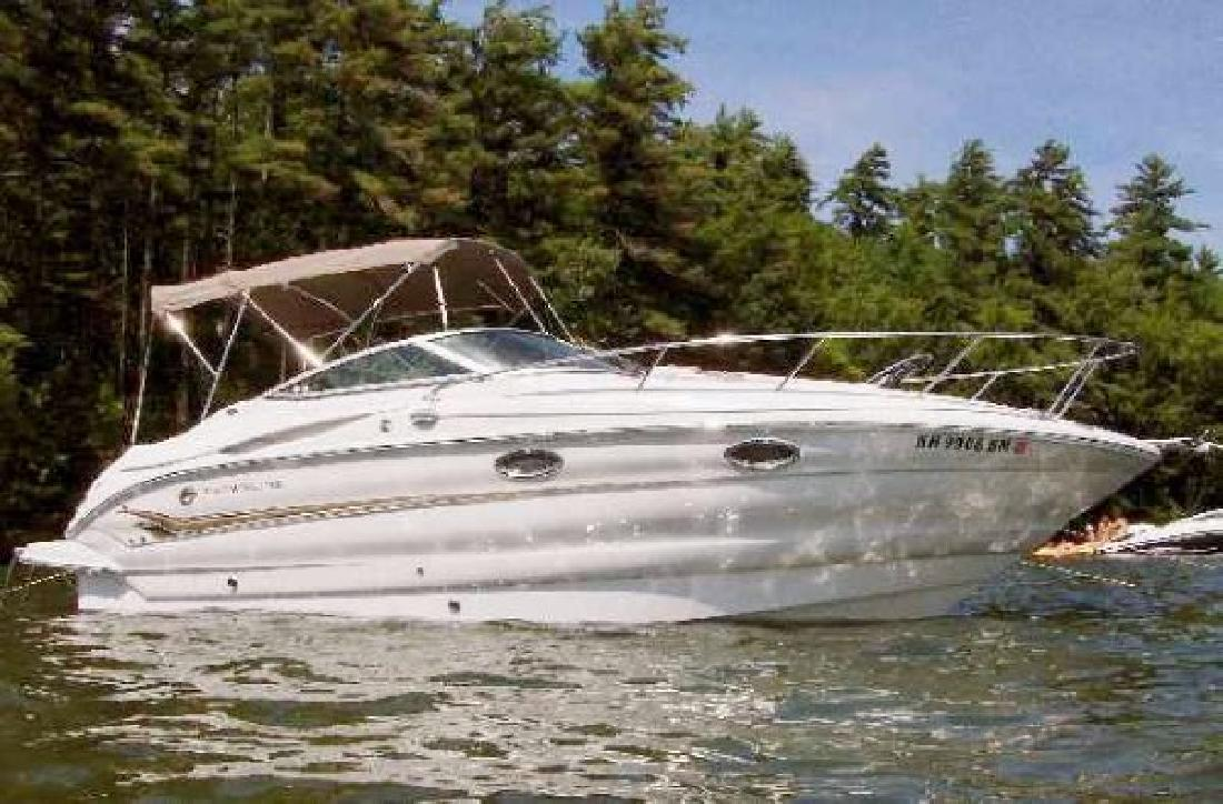 2005 25' Crownline Boats 250CR