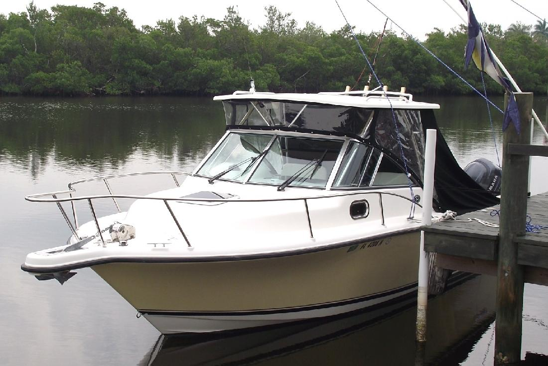 2007 25 Pursuit Boats 255 Offshore For Sale In Punta
