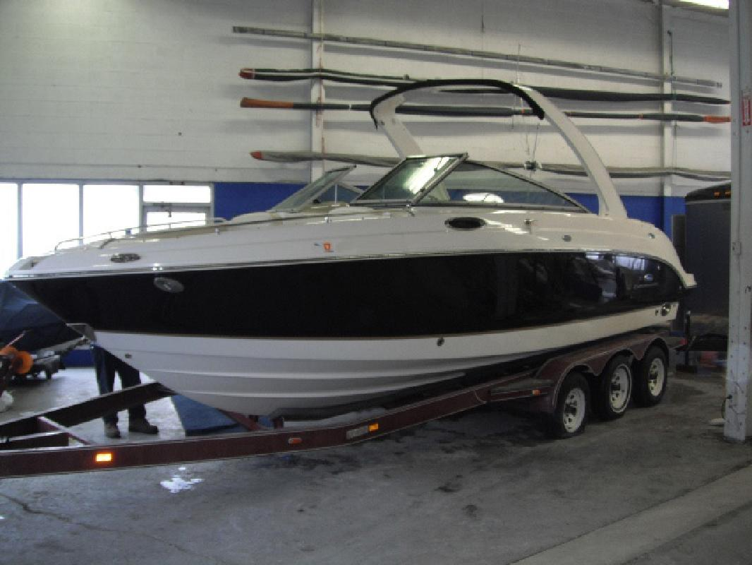 2005 26' Chaparral Boats 256 SSI in Cleveland, Ohio
