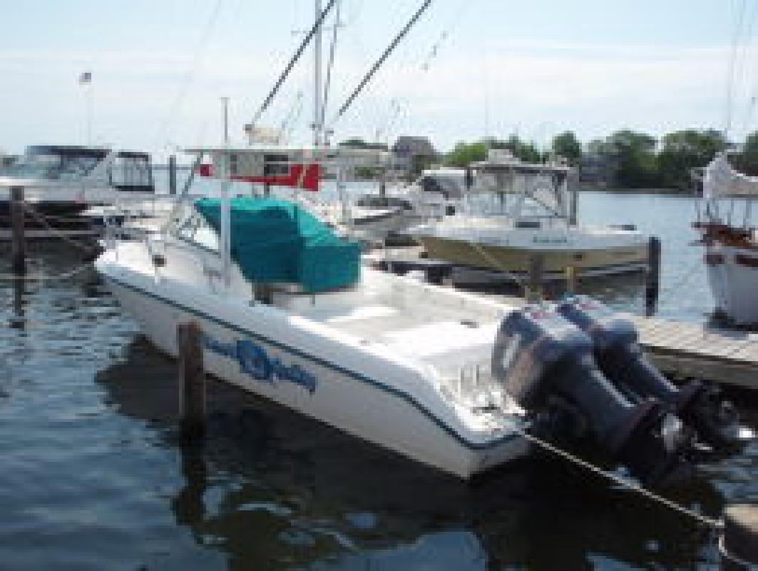 1996 26' Century Boats 2600