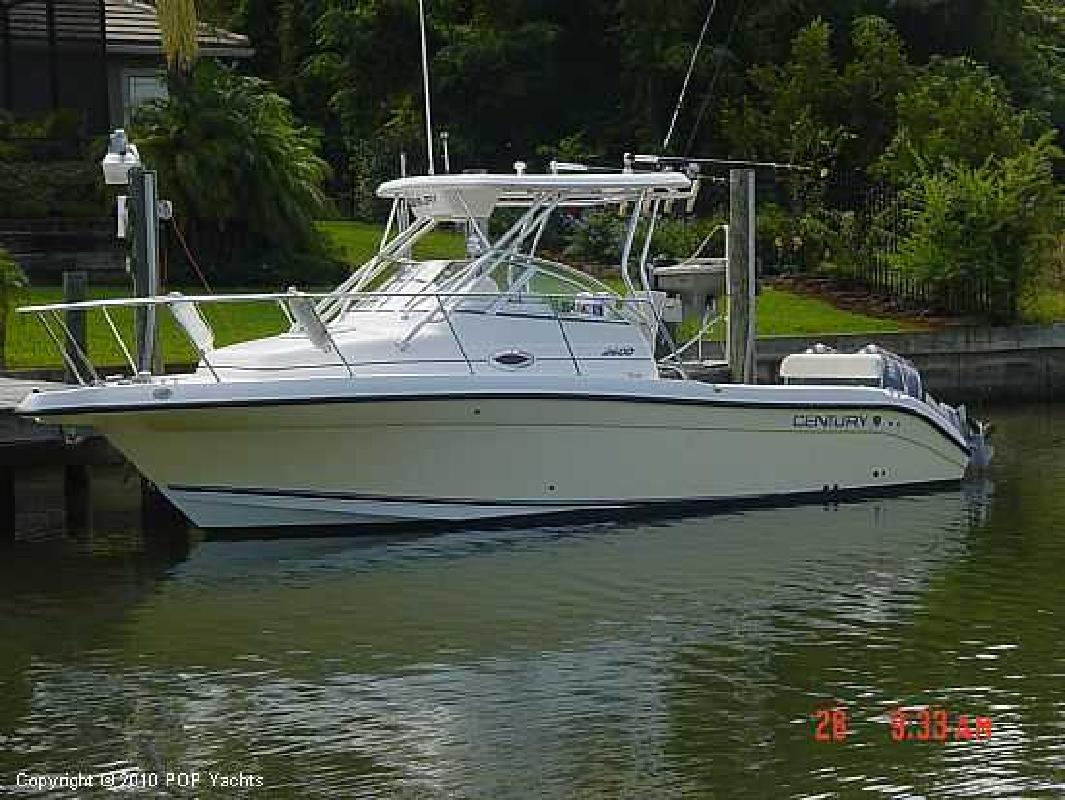 2006 26' Century Boats 2600 WA in Palm Coast, Florida