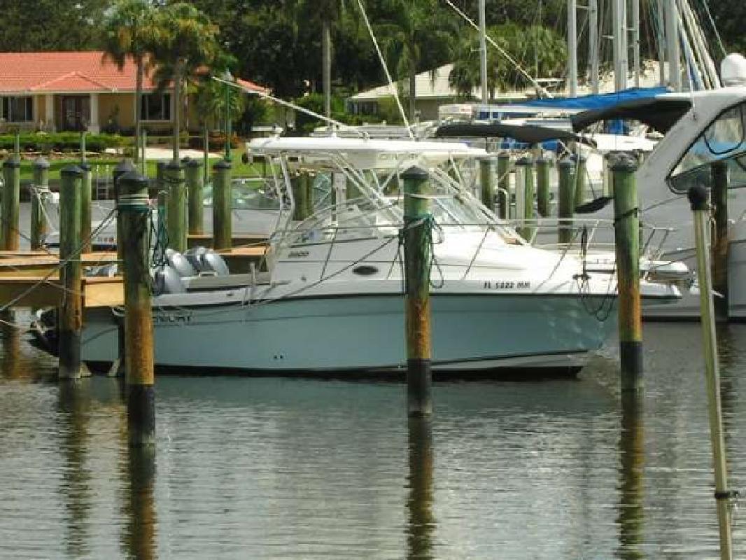 2004 26' Century Boats 2600 WA for sale in Nokomis, Florida | All Boat ...