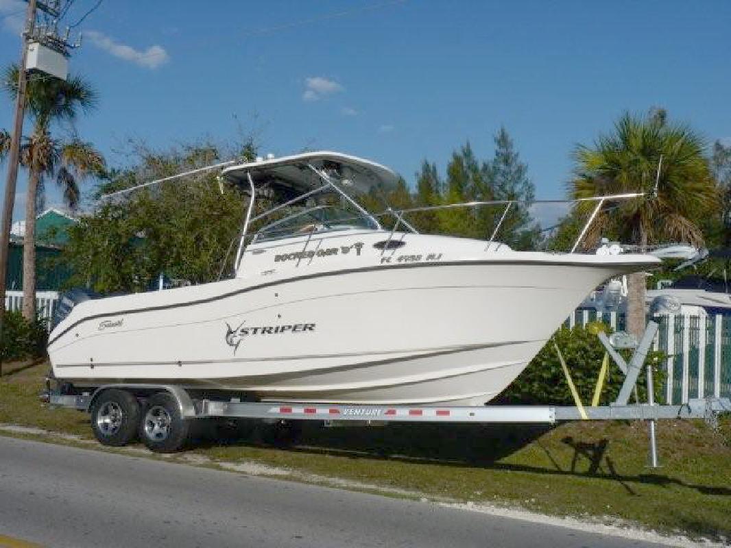 2006 26' Sea Swirl Boats 2601 Striper