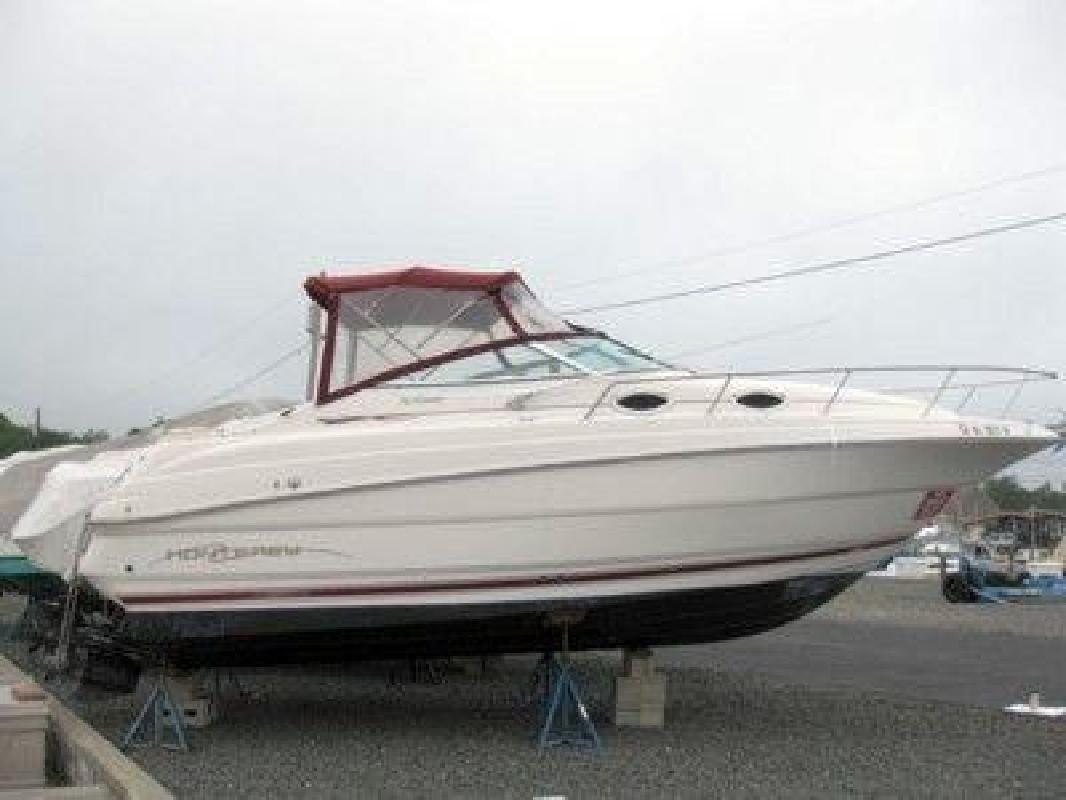 2000 26' Monterey Boats 262 Cruiser
