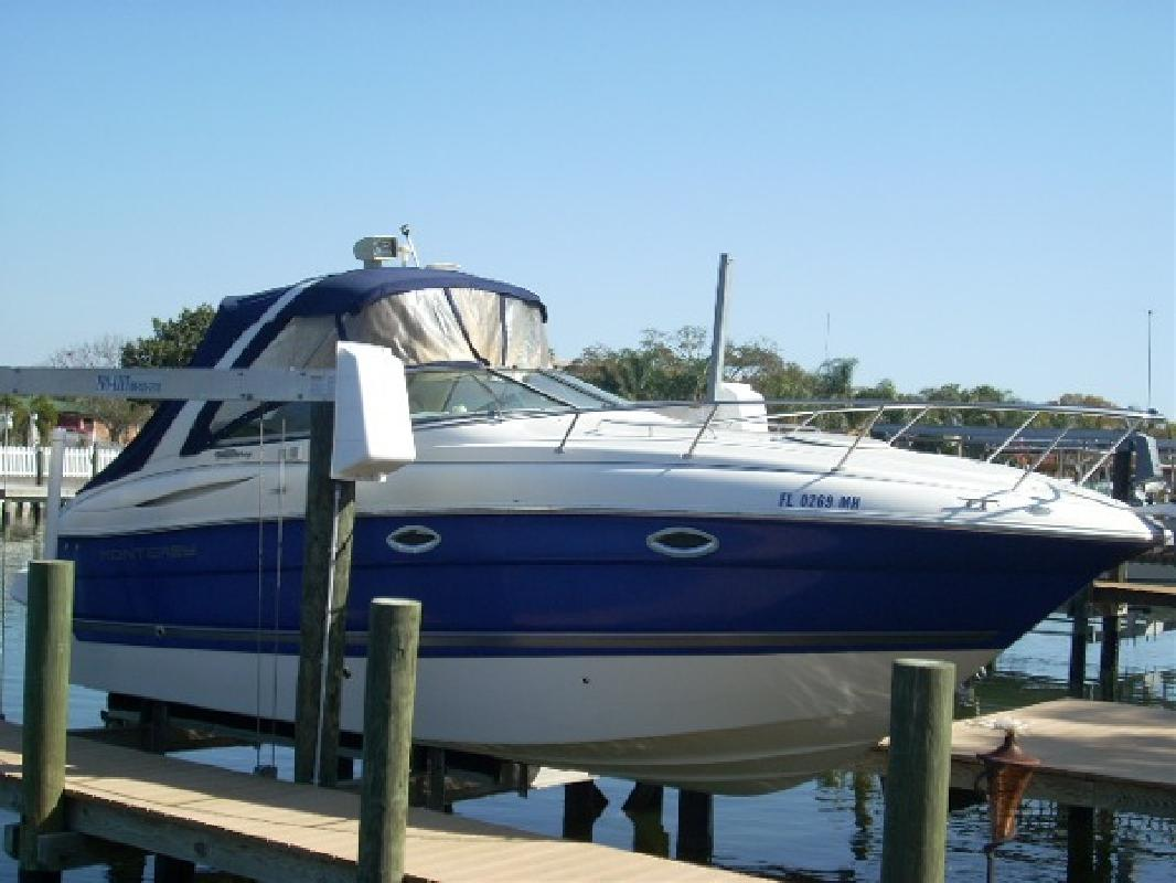 2003 26' Monterey Boats 265 in Tampa, Florida