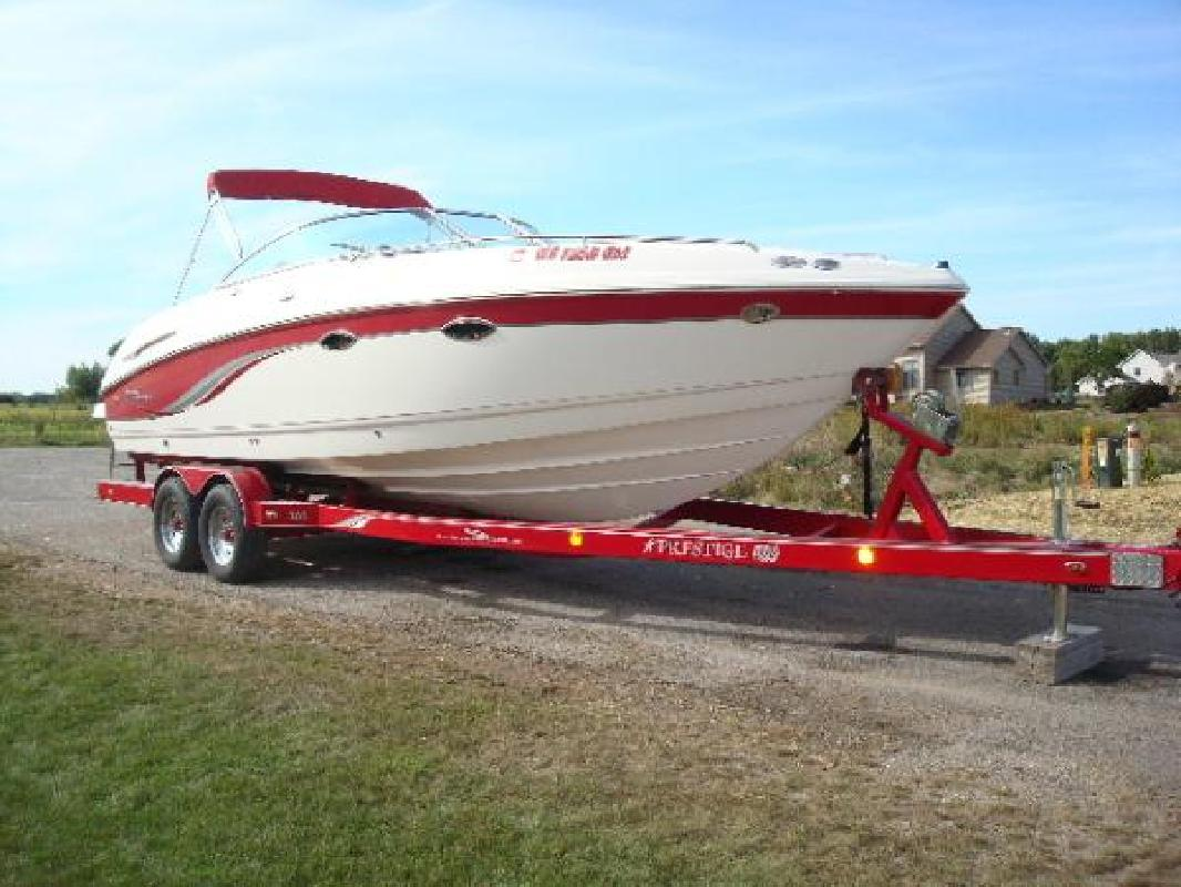 2003 26' Chaparral Boats 265 Ssi
