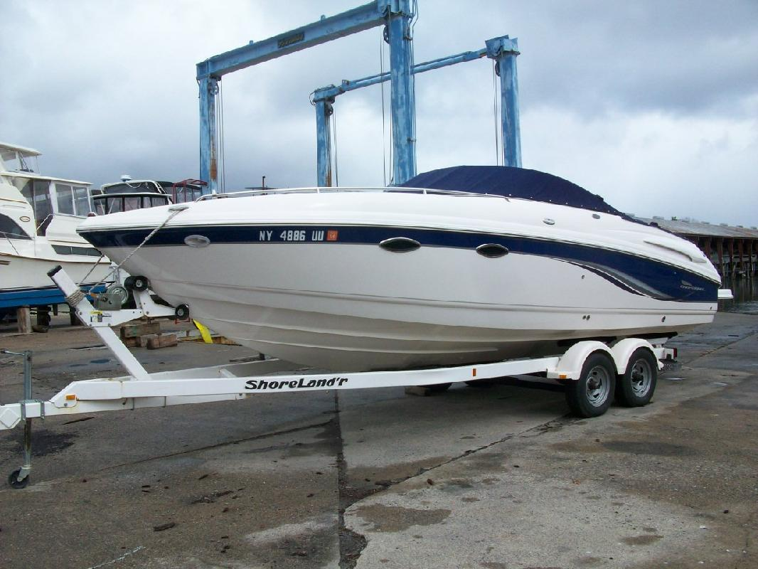 2002 26' Chaparral Boats 265 SSi