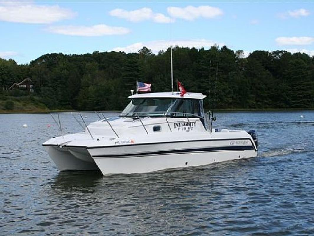 Glacier Bay Boats >> 2003 26 Glacier Bay Boats 2680 Coastal Runner For Sale In