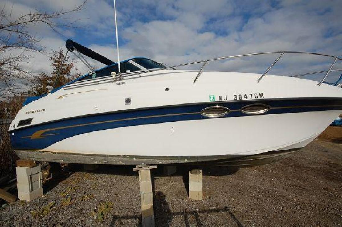 1999 26' Crownline Boats 268 CR