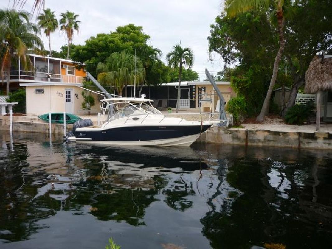 2007 26' Scout Boats 26 ABACO in Key Largo, Florida