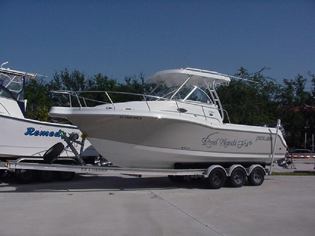 2006 27' Polar Boats 2700