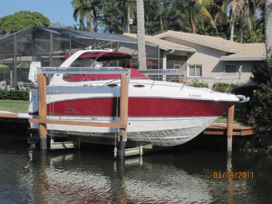 2005 27' Chaparral Boats 270 Signature