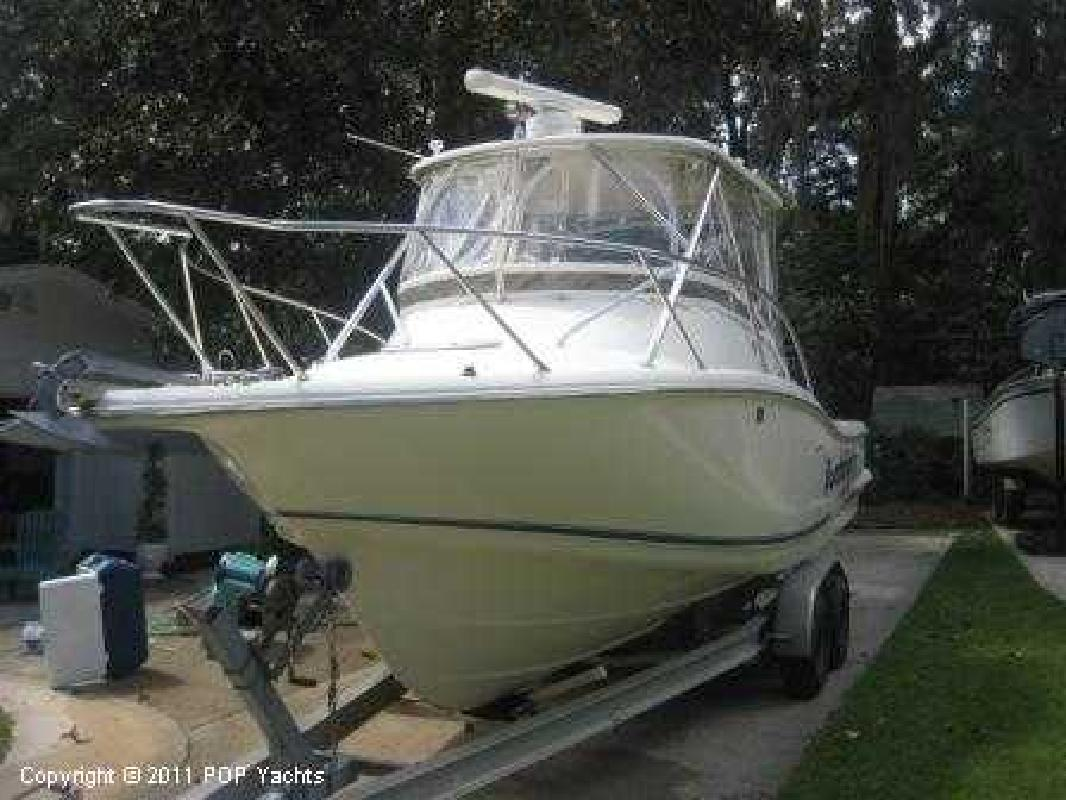 2001 28' Scout Boats 280 Abaco in Gainesville, Florida