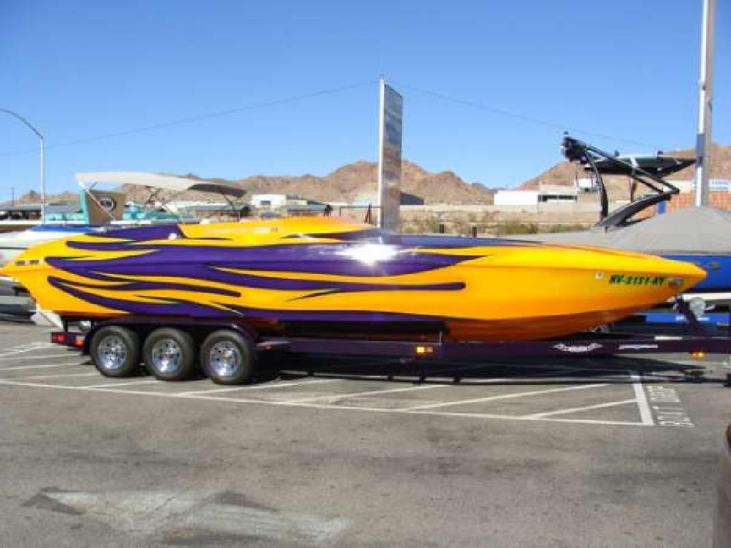 2004 28' Eliminator Boats 280 Eagle