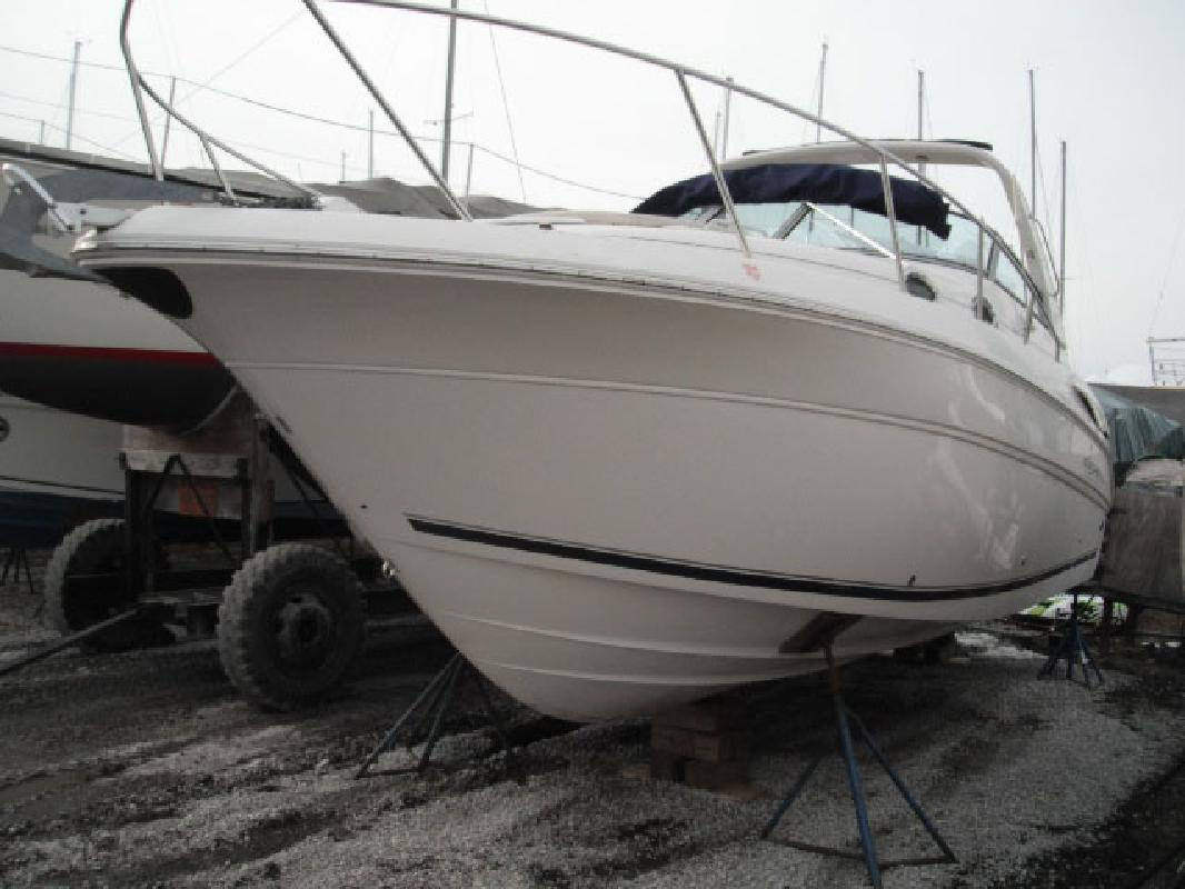 2002 28' Monterey Boats 282 Cruiser in Cleveland, Ohio