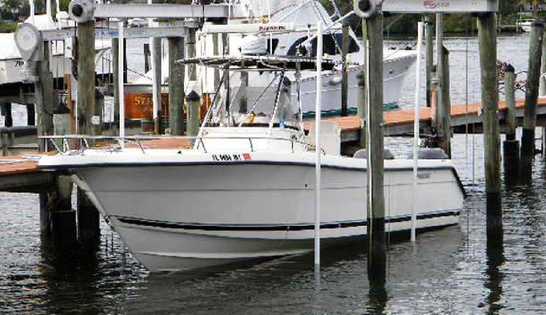 2005 28' Pursuit Boats 2870 CC