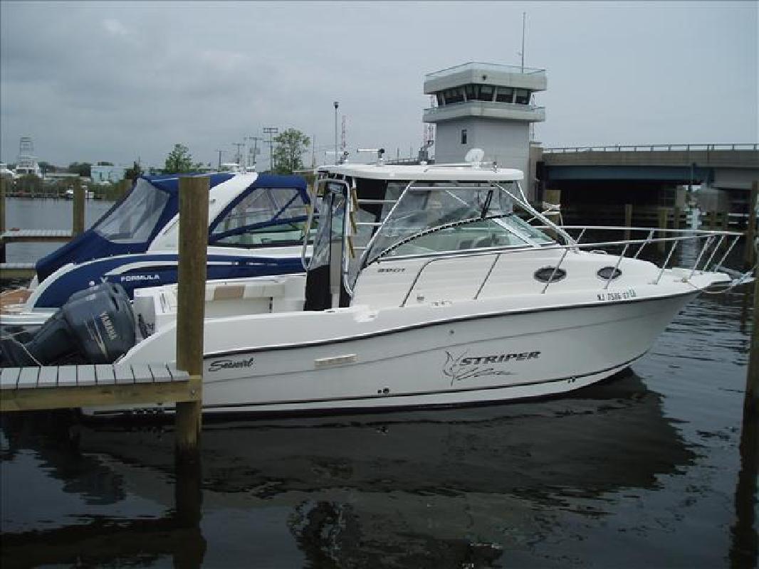 2004 29' Sea Swirl Boats 2901 Striper