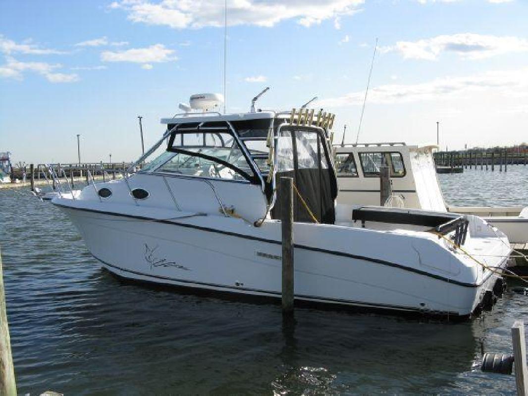 2004 29' Sea Swirl Boats 2901 Walkaround