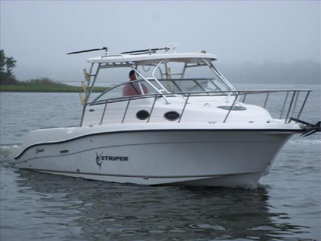 2006 29' Sea Swirl Boats 2901 WALKAROUND