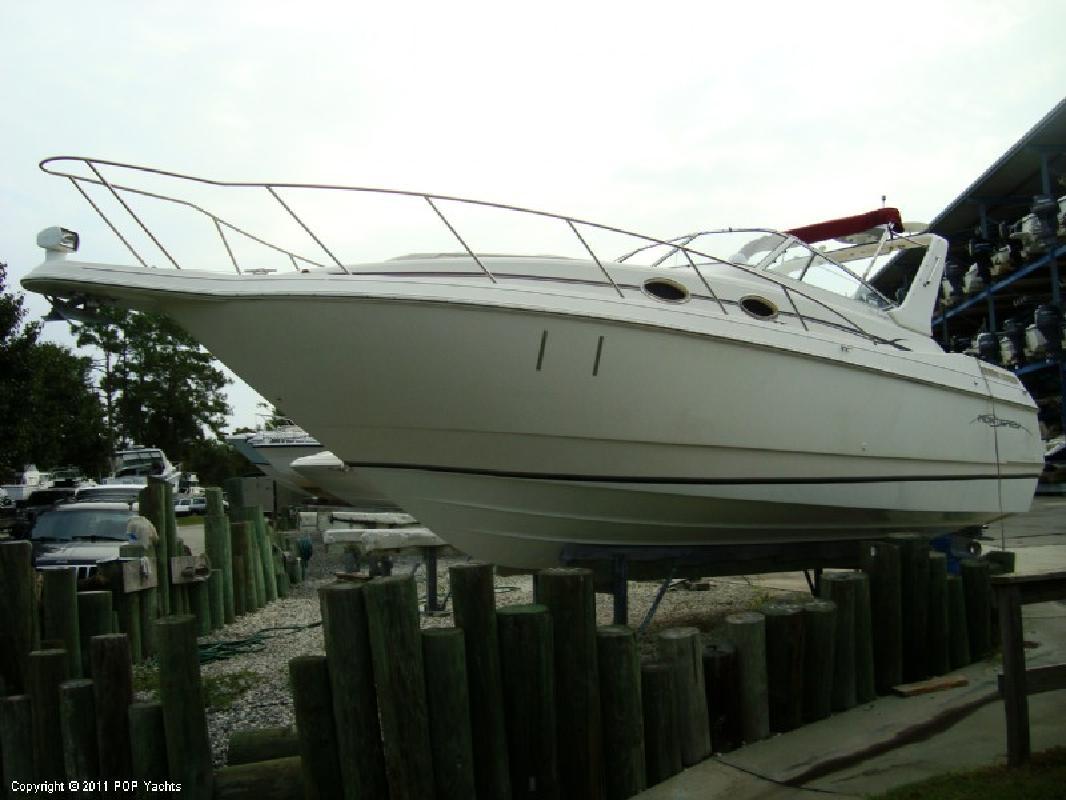 1999 29' Monterey Boats 296