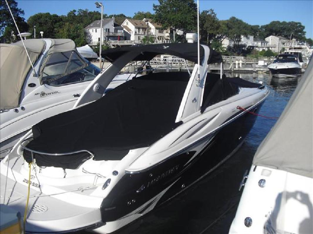 2007 29 Monterey Boats 298 SSX