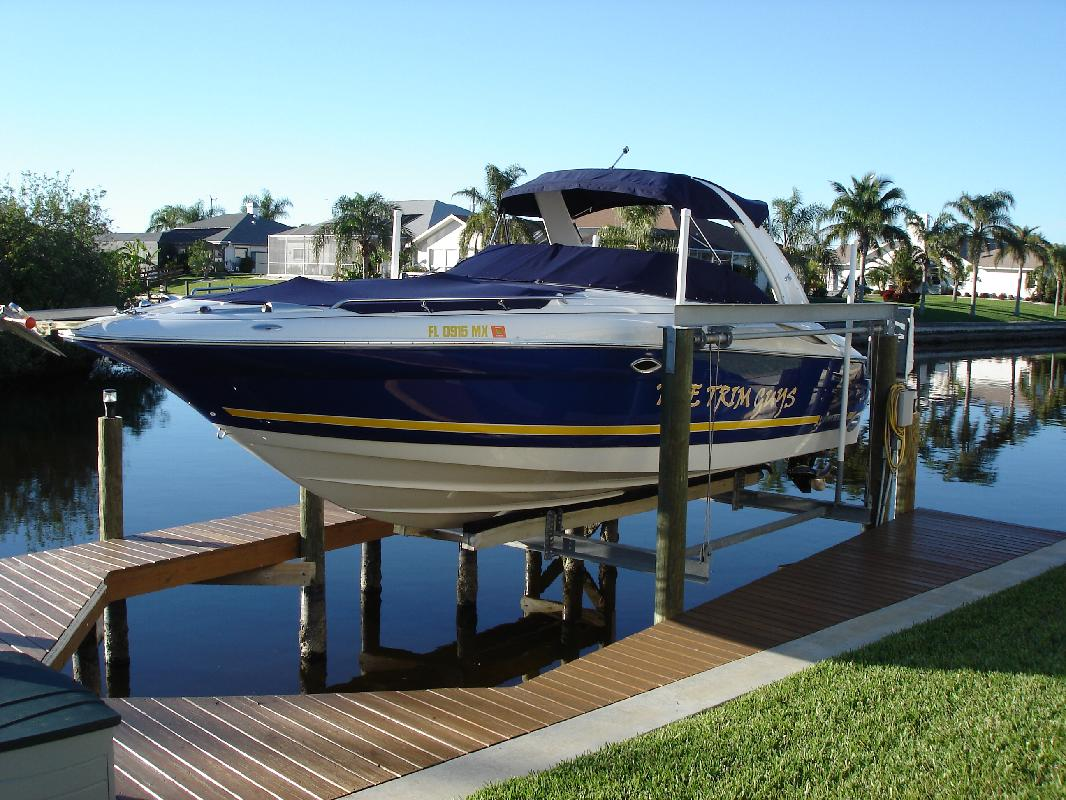 2005 30' Monterey Boats 298SS