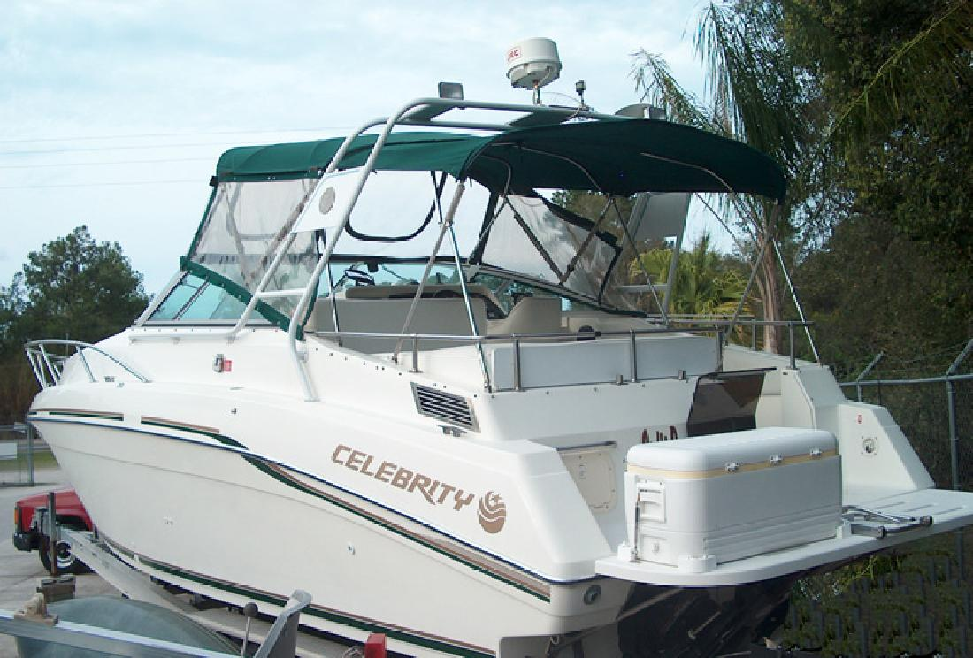 1994 31 39 century boats 310 for sale in green cove springs for Century motor date code