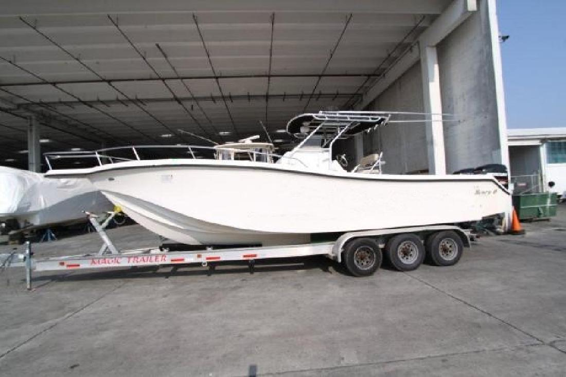 1998 33' Henry O' Boats 33 King Prowler in Fort Lauderdale, Florida