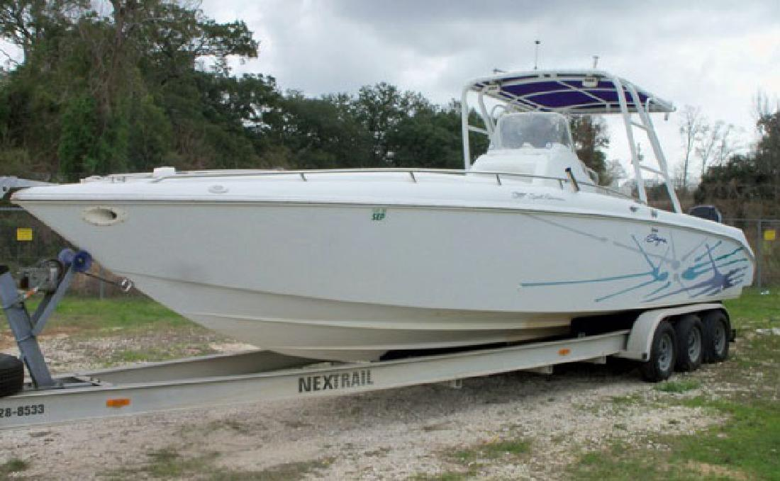 2000 34' Baja Performance Boats 340 Sportfish. Contact the seller