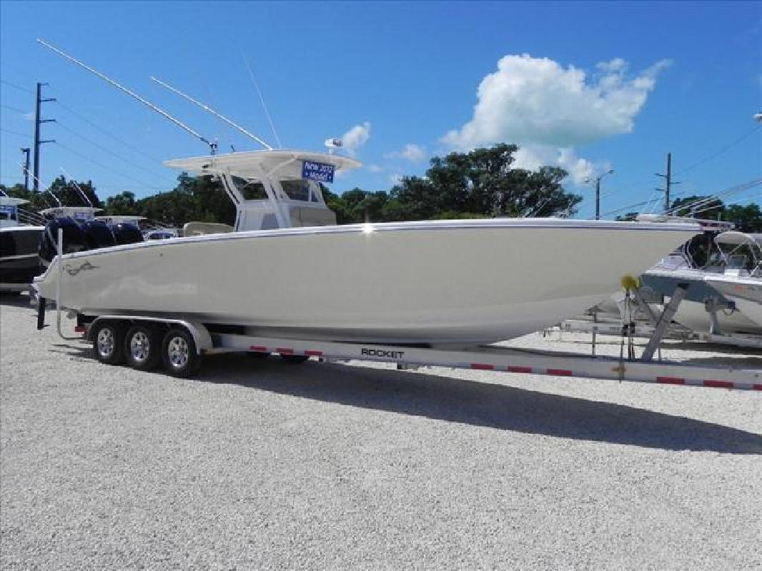 2012 36' Blackwater boats 36 open