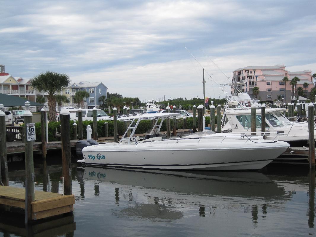 2003 37' Intrepid Power Boats 370 Cuddy in Placida, Florida