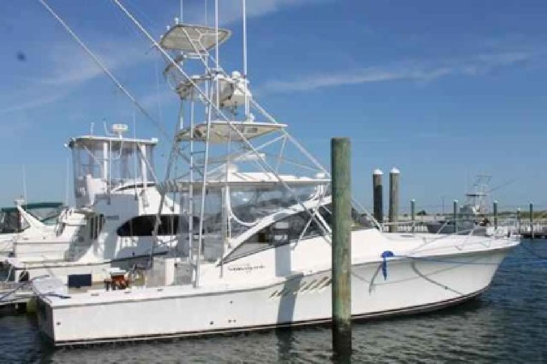 $299,000 Used 2004 Albemarle Boats 410 Express