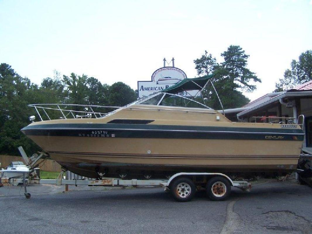 1980 Century Boat