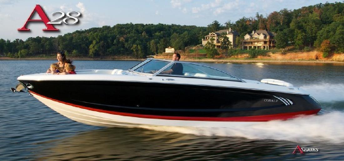 2012 28' Cobalt Boats A28