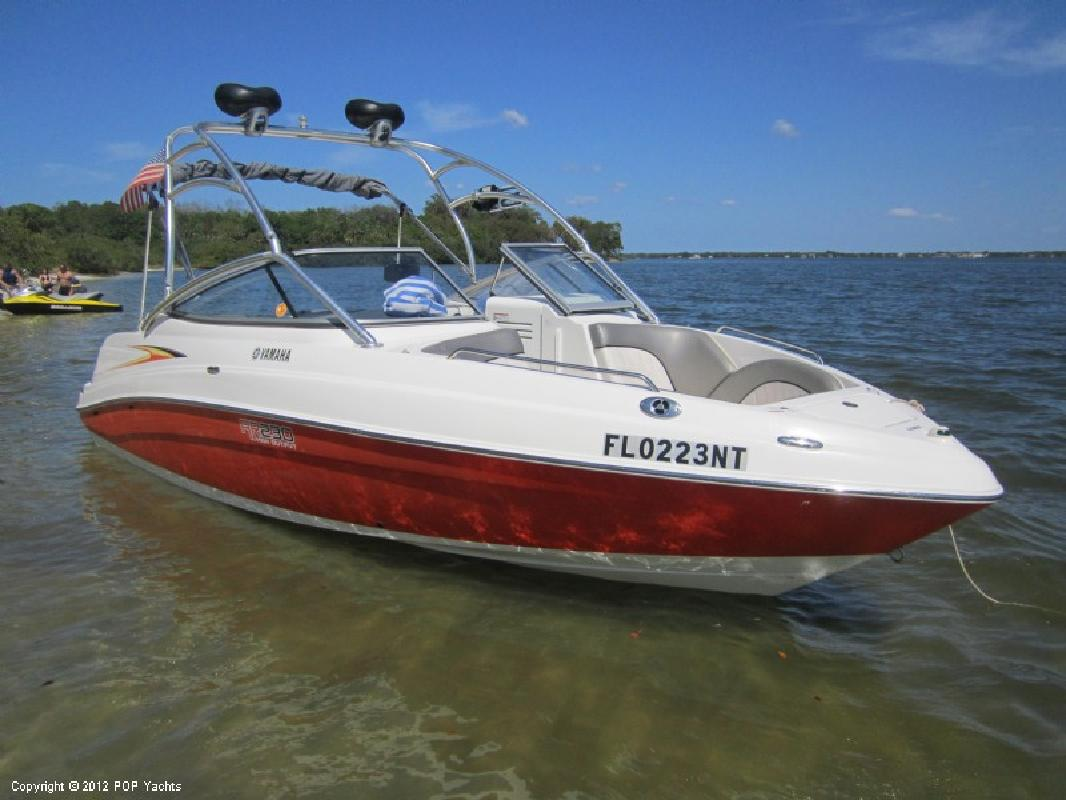 2007 23 39 yamaha sport boats ar230 ho for sale in tampa for Yamaha ar230 boat cover