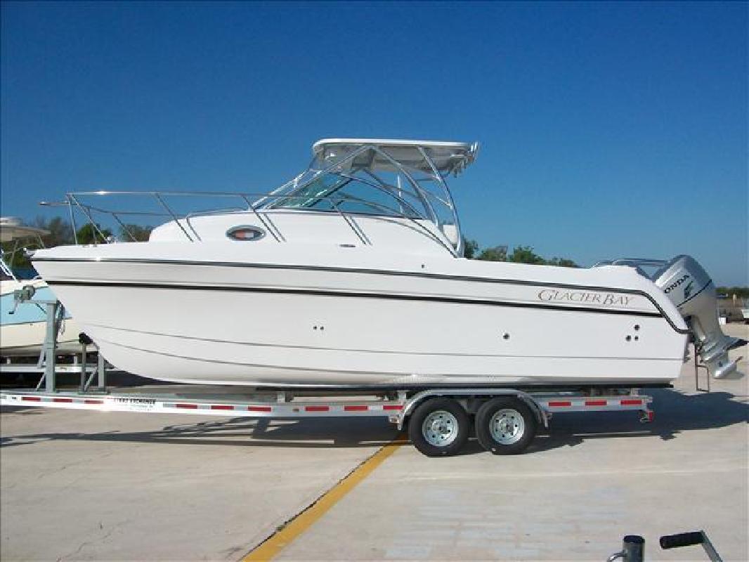 2010 27' Glacier Bay Boats Catamaran 2670 Cuddy for sale in Rockledge, Florida | All Boat ...