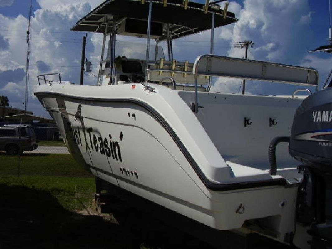 2003 32 39 century boats center console for sale in port for Century motor date code