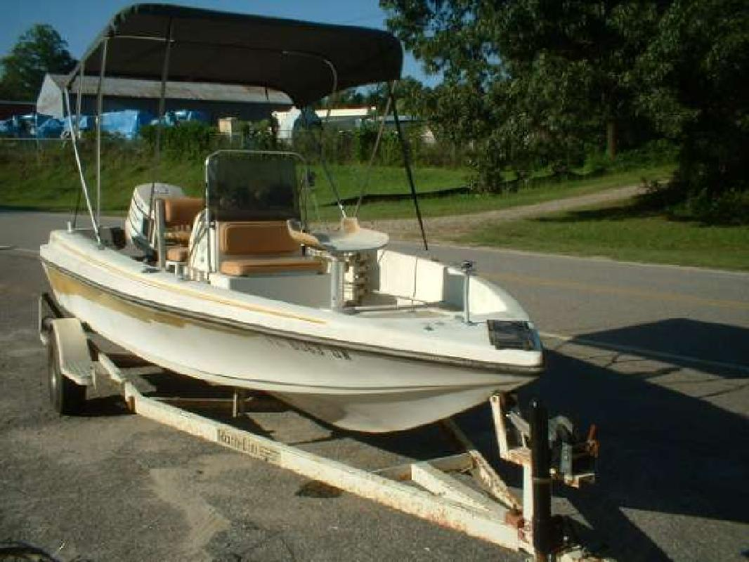1981 19 Ranger Boats Chief 380 For Sale In Dawsonville
