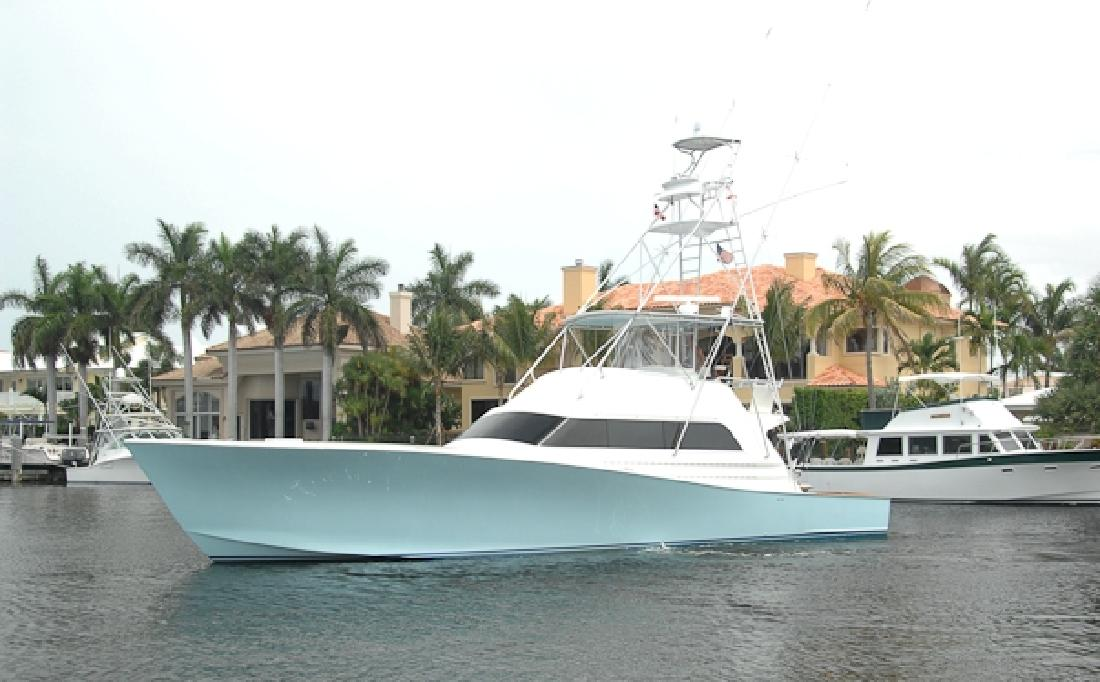 1991 58 39 monterey boats convertible for sale in stuart for Monterey sport fishing
