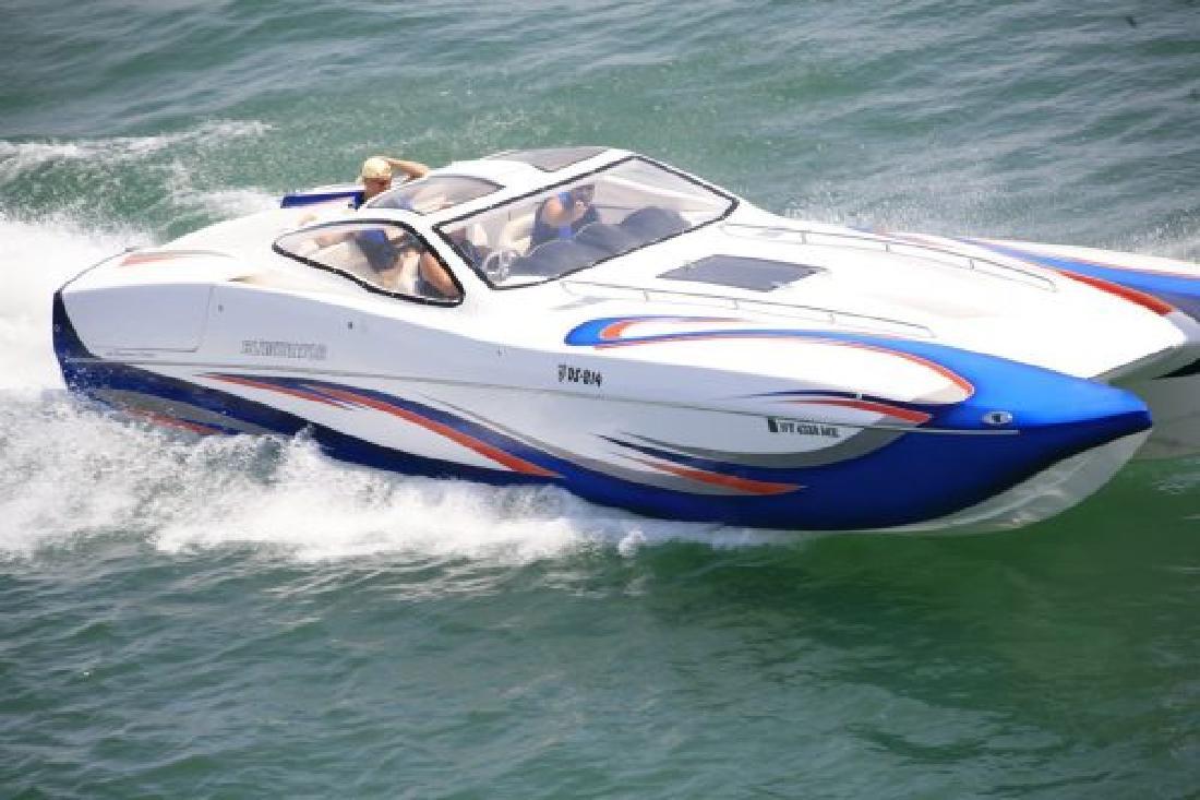 2007 36' Eliminator Boats Daytona Coupe