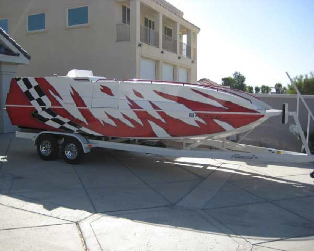 Cheetah Fast Cat Boat For Sale