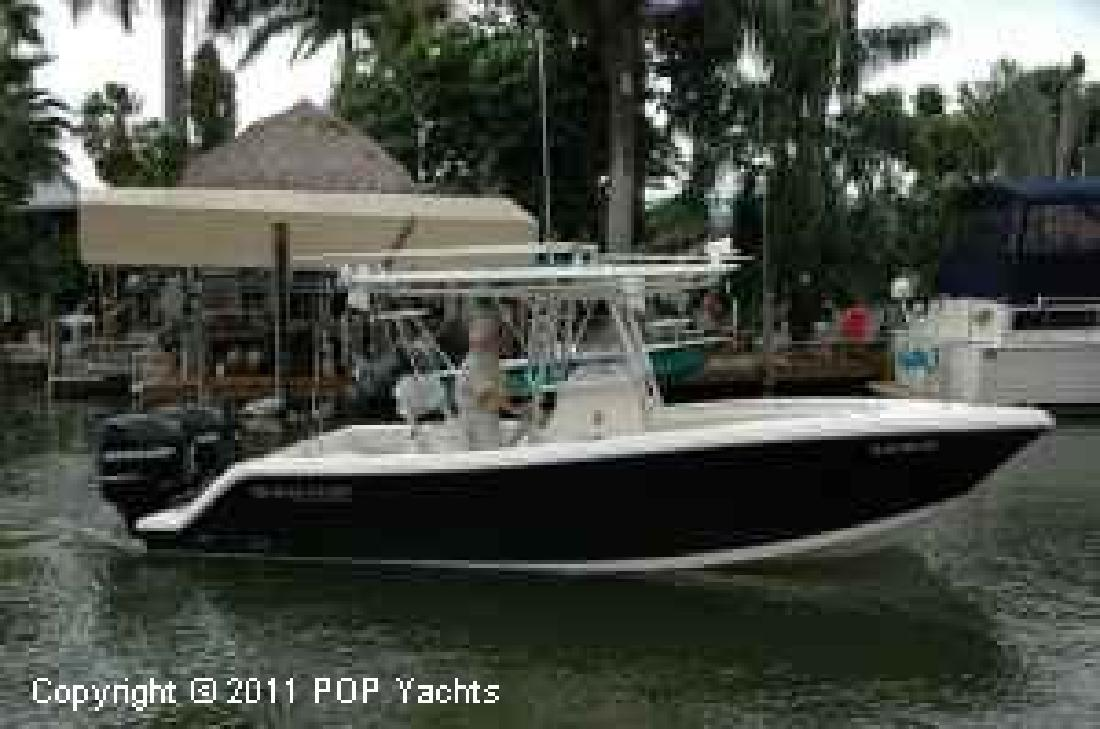 2008 24' McKee Craft Boats Freedom 24 CC