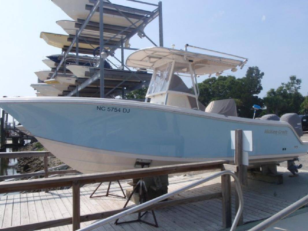 2007 24' McKee Craft Boats Freedom 24TE for sale in