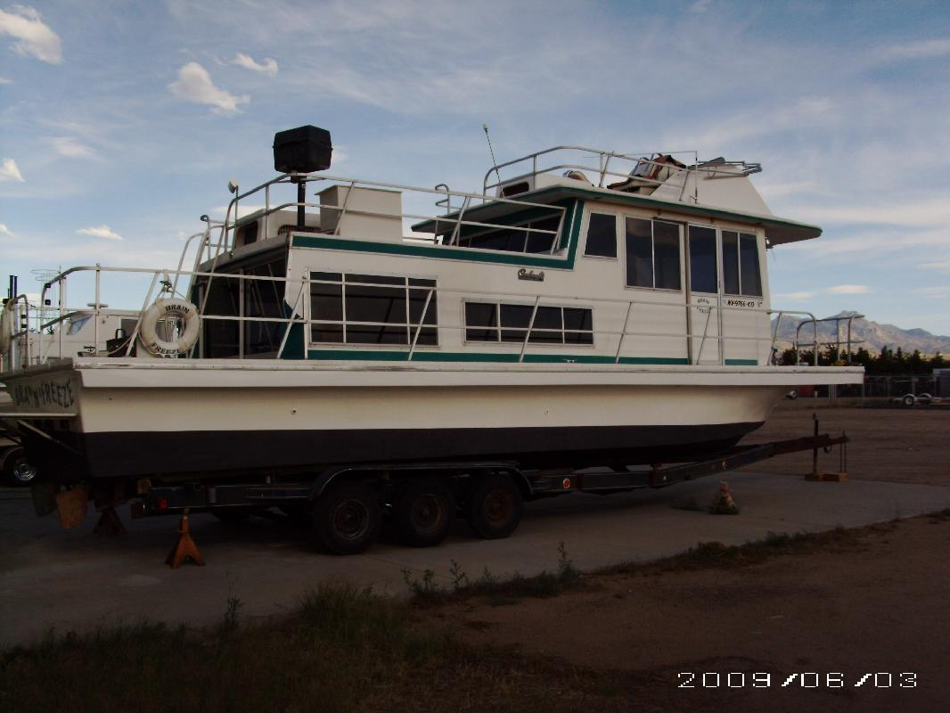 Boats For Sale In Az >> 1978 37 Gibson Boats Houseboat For Sale In Kingman Arizona All