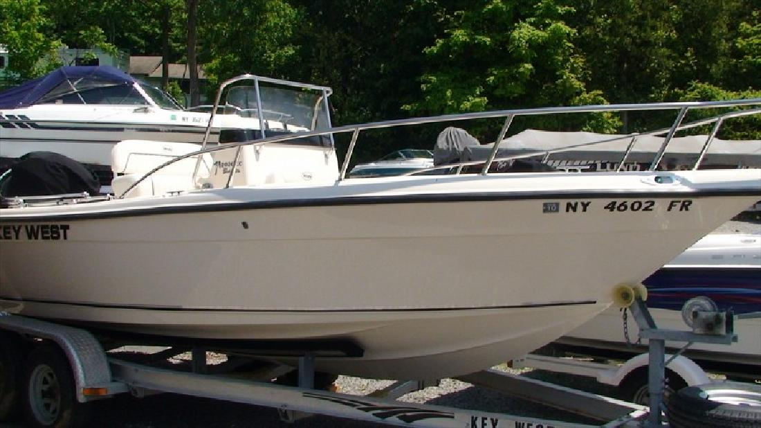 2007 20' Key West Boats, Inc. 2020CC
