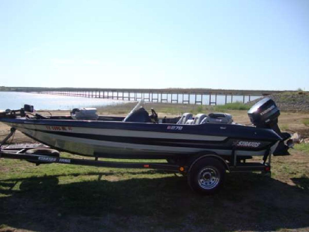 1995 17' Stratos Boats Inc 278