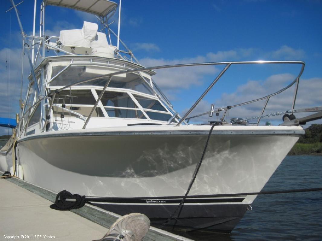 2002 28' Carolina Classic Boats, Inc. 28/SF