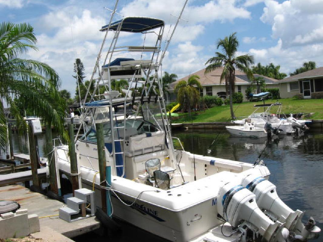 1997 30' Pro-Line Boats, Inc. 2950