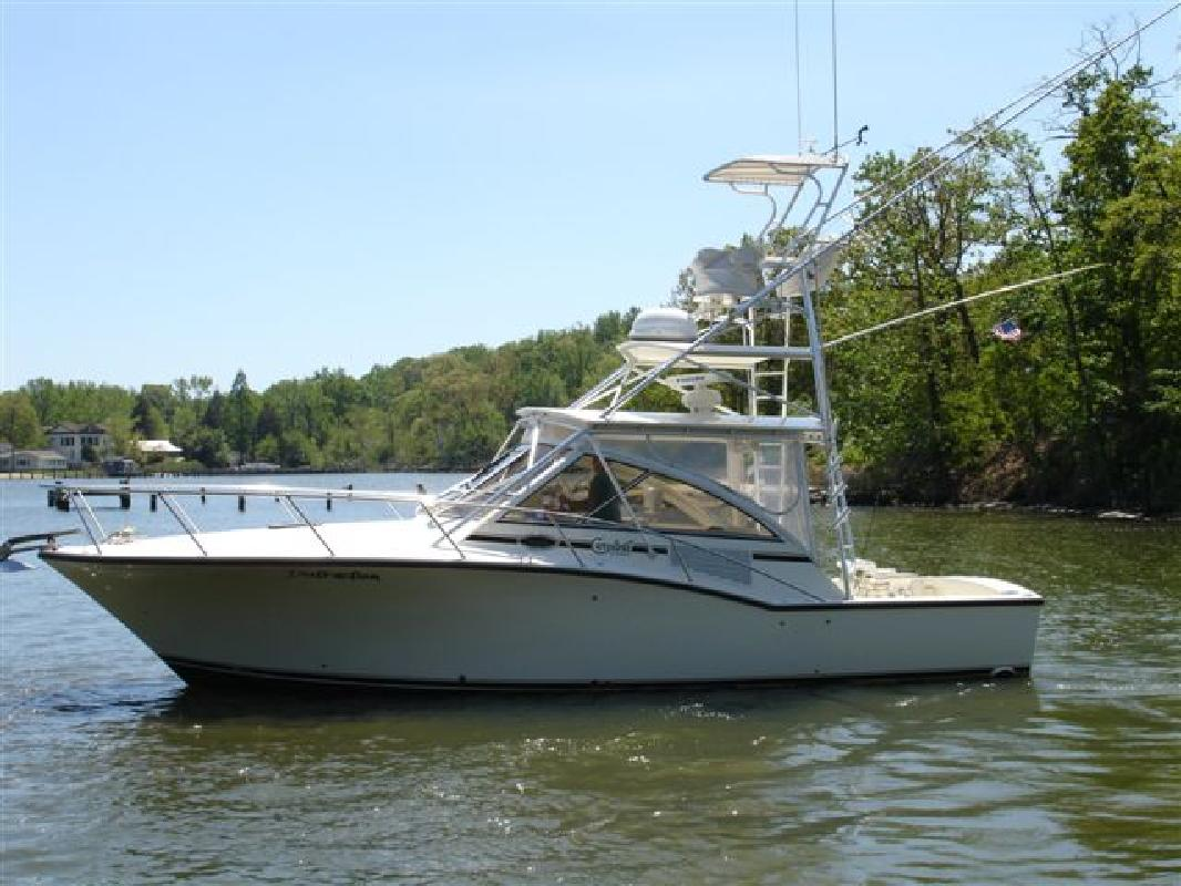 Carolina Classic Boats >> 2002 35 Carolina Classic Boats Inc Express Sf For Sale In